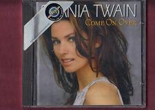 SHANIA TWAIN - COME ON OVER CD NUOVO SIGILLATO