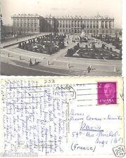ANTIGUA POSTAL MADRID PLAZA DE ORIENTE PALACIO REAL POSTCARD POSTKARTE   CC00418