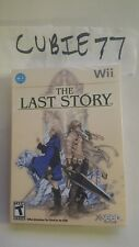 The Last Story Limited Edition w/ Artbook (Nintendo Wii, 2012) NEW USA Version