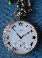*BEAUTIFUL WALTHAM POCKET WATCH MODEL 1894 - Grade No.225, 12s, 17j, Circa 1926*