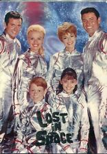 Inkworks Lost In Space Classic Series Complete 72 Card Base Set