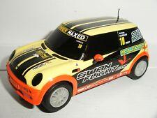 Scalextric - BMW Mini Cooper #10 Yellow - Nr. Mint