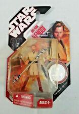 Obi-Wan Kenobi Figure 30th ROTS Revenge of the Sith w/ Coin 2007