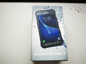 "Samsung Galaxy xcover 3 Verpackung - OVP - Karton ""KEIN SMARTPHONE"""