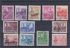 Ships, Boats North Bornean Stamps