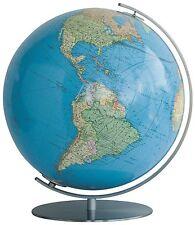Columbus Lindau Illuminated 13 Inch Desktop World Globe