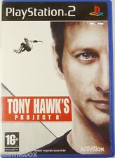 TONY HAWK'S PROJECT 8 - jeu de skate console PlayStation 2 Sony PS2 game complet