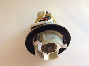 Buick 1156 Turn Signal Backup Light Bulb Socket Connector Wire Harness Plug NOS