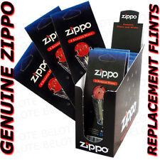 Genuine Zippo Replacement Flint 2406N 24 Packs 144 Flints FREE SHIPPING NEW