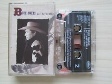 BUCK OWENS 'ACT NATURALLY' CASSETTE TAPE, 1989 CAPITOL, TESTED.