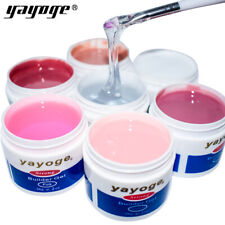 Yayoge Soak off Gel Builder Hard Gel UV LED Nail Tip Extension Nail Art 56g/2oz