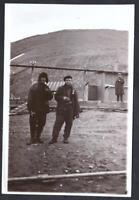 NORVEGE old original photograph LYNGFJORD LE 19.8.1933