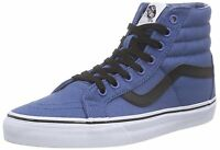 VANS SK8 HI Reissue Men Shoes VN0003CAIOT Navy Black Core Classic Canvas Unisex