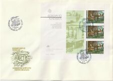 1982 Portugal/Madeira oversize FDC cover Historic Events