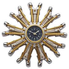 PENDULUX WALL CLOCK POWERPLANT CLOCK WCPOWAL