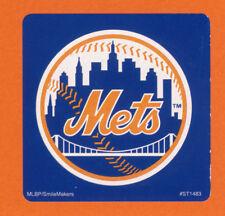 10 New York Mets Logo - Large Stickers - Major League Baseball