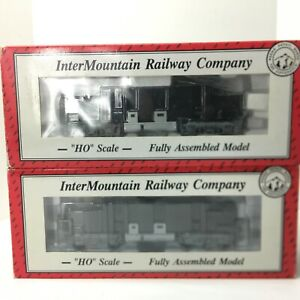 InterMountain 49998 Regal Line Silver A or B F-Unit Locomotive Drive and 49998SD