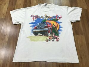 LARGE - Vtg 1999 The Allman Brothers Band 90s  T-shirt Mexico