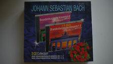 J.S.Bach - Brandenburgische Konzerte 1-6 - 2 CD