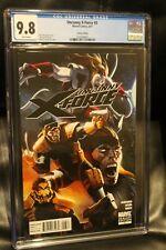 Uncanny X-Force #3 CGC 9.8 Marko Djurdjevic 1:50 Variant Wolverine Omega Red HTF