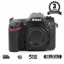 BRAND NEW Nikon D7200 24.2MP Digital SLR Camera Black (Body Only) UK DISPATCH