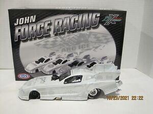JOHN FORCE 2011 CASTROL ICE AUTOGRAPH  1/24