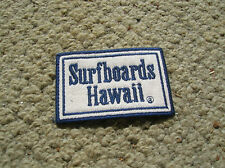 Vintage surboards Hawaii surfing surfboard jacket patch 1960s longboard mint ya
