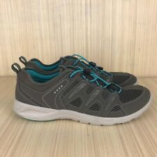 Ecco Terracruise Womens Size 41/11 Gray Bungee Sneakers