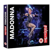 MADONNA - REBEL HEART TOUR   BLU-RAY+CD NEW+