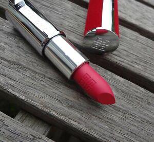 NEW GIVENCHY Le Rouge DEEP VELVET Powdery Matte Lipstick 25 Fuchsia Vibrant