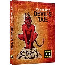 Devil's Tail (All Gimmicks & DVD) by Jay Sankey + bonus from me. Rare magic!