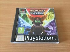 Ratchet & Clank Collection PlayStation PS1 Style Covers - No Game / Case