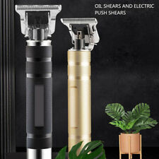 Profi Haarschneidemaschine Haarschneider Trimmer Rasierer Bartschneider USB