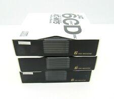 Lot Of 3 Jvc Xc-M75 6 Cd Compact Disc Cartridge Magazine (same Kenwood Cdm-600)