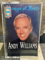 Andy Williams - Songs Of Faith - Sony Special Music Products Cassette Tape