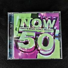 Now Thats What I Call Music volume 50 double Cd various artists 44 top chart hit