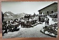 Schöne alte Ansichtskarte AK - S/W Kehlsteinhaus Watzmann Hochk. Berchtesgaden