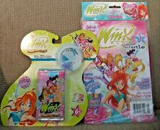 WINX CLUB COMIC MAGAZINE DEBUT ISSUE #1 THE CASTLE W/ BUNDLE  *NEW*