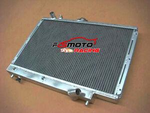 Aluminum Radiator For Mazda 323 BG GTX GTR Familia Protege FORD TX3 1989-1994 MT