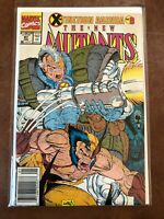 The New Mutants 97  High Grade Comic Book A7-200