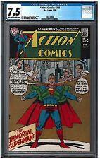 ACTION COMICS #385 CGC 7.5 (2/70) DC Comics