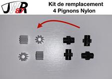 TGV HJ Jouef Lima Collection - Kit de Remplacement 4 Pignons Nylon Essieux