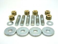 CLASSIC MINI EXHAUST MANIFOLD FITTING KIT INC STUDS WASHERS BRASS NUTS 1275 AG11