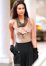 Festliche Damenblusen, - tops & -shirts mit V-Ausschnitt in Größe 40
