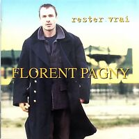 Florent Pagny ‎CD Rester Vrai - France (EX/EX+)