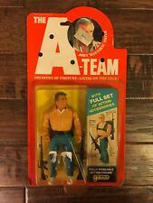 "1983 Vintage (Galoob) ""The A-Team"" (John 'Hannibal' Smith) Action Figure, New!"