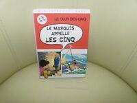LE MARQUIS APPELLE LES CINQ LE CLUB DES CINQ 1972
