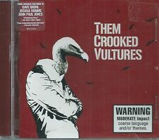 THEM CROOKED VULTURES - SELF TITLED
