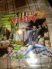 Violator - Chemical Assault  LP vinyl  Thrash Municipal Waste Havok Slayer