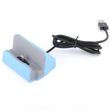 Original Desktop Charger sync dock stand charge Cradle for iPhone 5 6 S 7 Plus